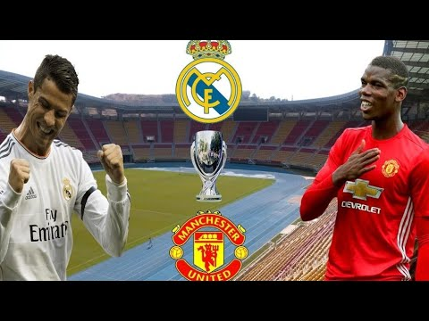 LIVE ON-LINE REAL MADRID - MANCHESTER UNITED