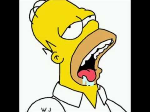 Homer Simpson Gurgle Sound Fx Youtube