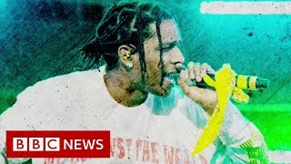 Who is ASAP Rocky and why is he on Trump's radar? - BBC News
