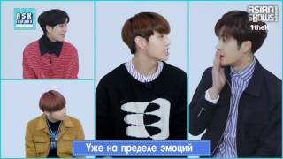 GOT7 - Ask in A BOX (рус.саб)
