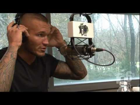 WWE Superstar Randy Orton - Full Interview (Woody and Wilcox)