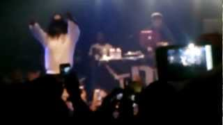Ab Soul- Real Thinkers - Live