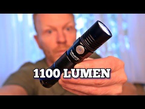 Der perfekte Reisepartner Neutron 2c Taschenlampe