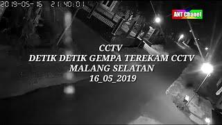 Download Video Cctv Detik detik gempa 4,9 sr terekam cctv lalulintas malang selatan 16_05_2019 pukul 21.40wib MP3 3GP MP4