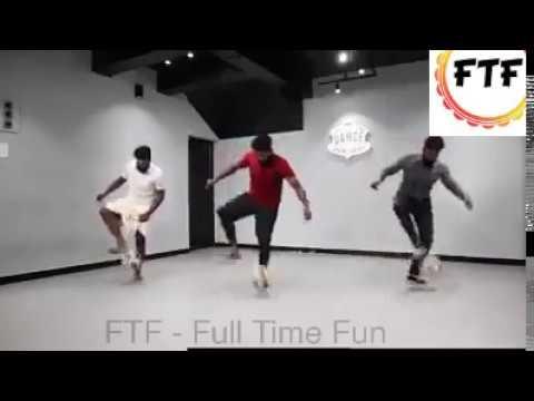 Football group dance - namma oru namma gethu