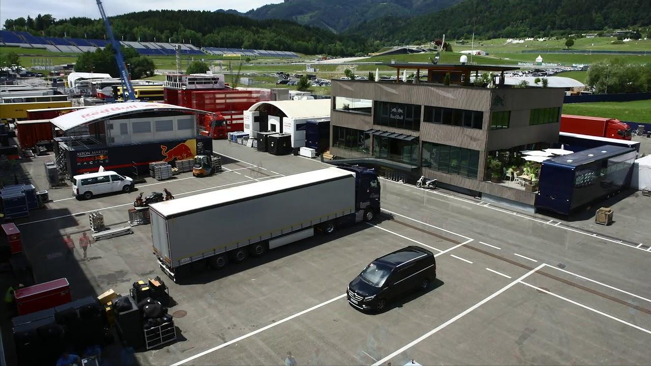 The Logistics Of Formula 1 | F1Destinations com