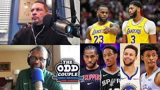 Chris Broussard & Rob Parker - Are Lakers Better Off in the Play-in or Facing LA Clippers
