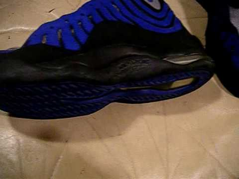 Nike Air Bakin Original 1997 Size 9 New with box Last Pair