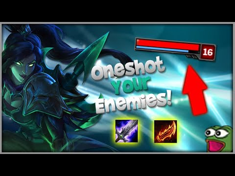 Vayne Guide - How to carry with Vayne  |  Key Binding, Laning Phase, Teamfights, , Runes, Builds ..