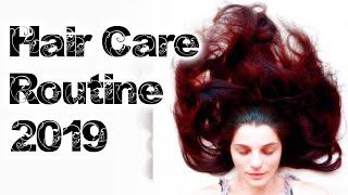 Hair Care Routine 2019 -  Le Routine