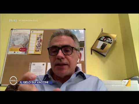 """Covid, Fabrizio Pregliasco: """"Lo stop al vaccino AstraZeneca-Oxford dimostra la trasparenza e la ..."""