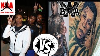 Gates FORCED to REMOVE Nba Tat!!?| Gates SIZED YB **BWA NOT READY FOR NBA!!??**