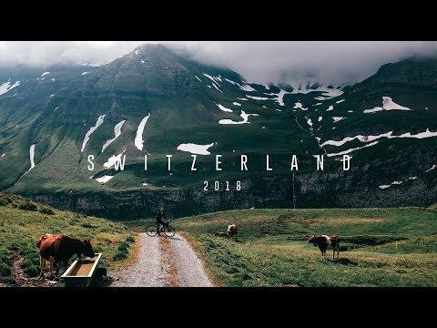 CØG | Switzerland 2018 - Trip And Cycling