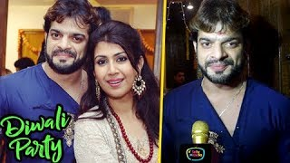 Karan Patel Reveals Diwali Party Details!