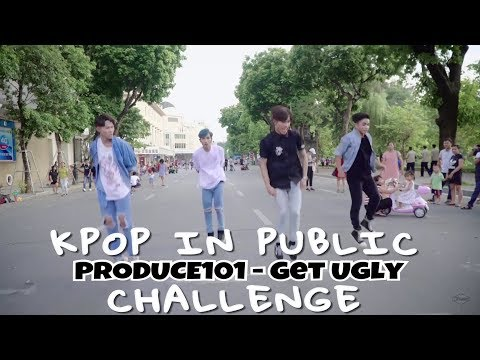 KPOP IN PUBLIC CHALLENGE // PRODUCE 101 - Get Ugly Dance Cover by Cli-max Crew from Vietnam