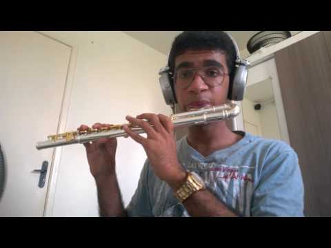 Dragon Ball GT opening - Flute cover - Antony Andrey