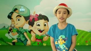 vietnam idol kids - than tuong am nhac nhi 2016 - vong studio - top 7 nam - duc thanh