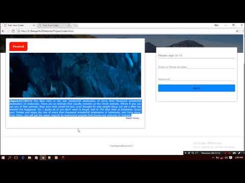 Eps 2 Membuat Tampilan Website Menarik Hanya Menggunakan HTML Dan CSS Sederhana