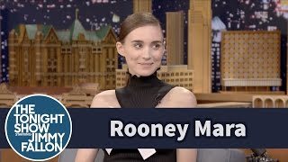Rooney Mara Sat on Santa's Lap Until Her 20s
