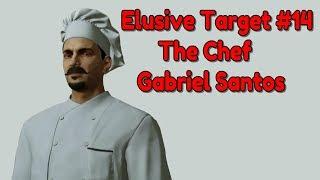 """Hitman"" Walkthrough (Silent Assassin), Elusive Target #14 - The Chef (Gabriel Santos)"