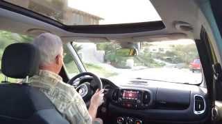 2015 Fiat 500L| Test Drive | CarNichiWa.com
