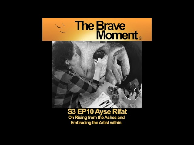 My Brave Moment - Podcast Interview 9th June 2021