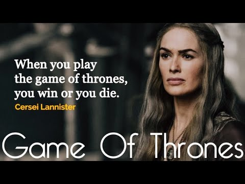 Game Of Thrones Season 4040 Most Famous Quotes Best Quotes GoT Beauteous Most Famous Quotes