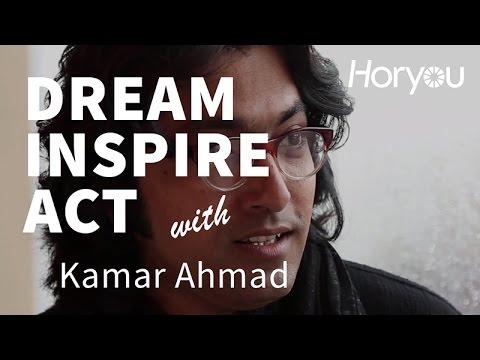 Kamar Ahmad @ Cannes 2014 - Dream Inspire Act by Horyou