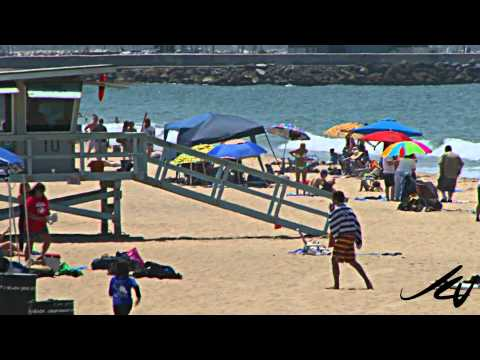 Hermosa Beach, California [HD] ft. Marvilus
