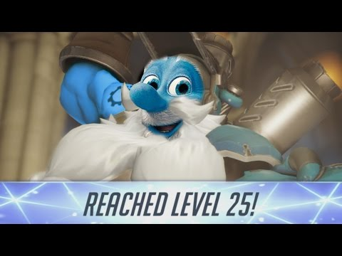 Overwatch - Becoming a Smurf