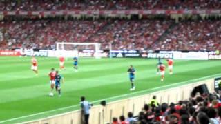 Benfica vence Arsenal por 2-1  Eusébio Cup 2