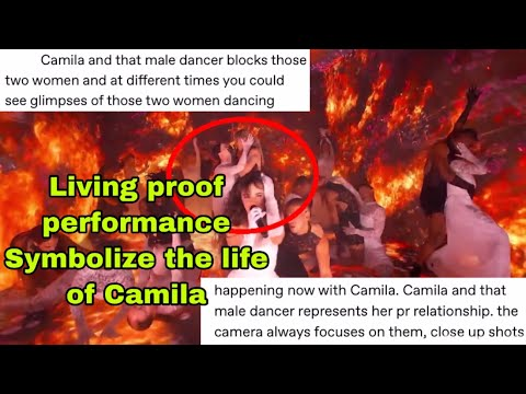 Living Proof Performance Symbolize The Life Of Camila Cabello