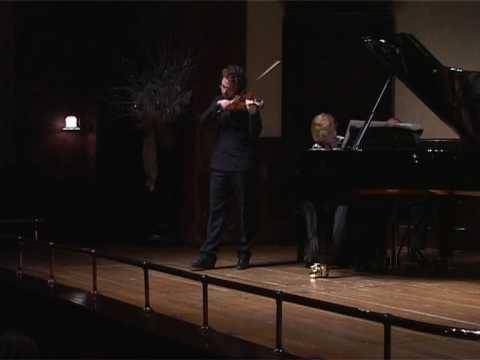 "Alexander Sitkovetsky plays Monti ""Csárdás"""