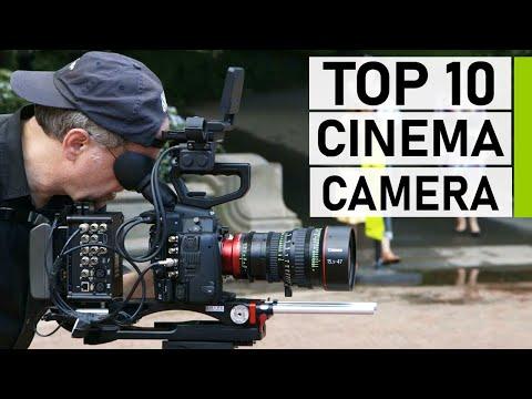 Top 10 Best Cinema Cameras   Best Camera for Filmmaking