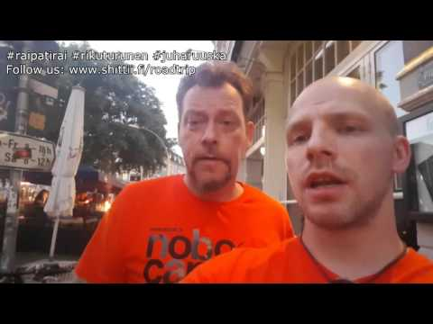 Iskelmätehdas On The Road - 19. - 20.7.2016 - Hamburg- Red light district special - Part 3