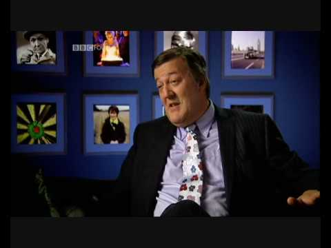 Stephen Fry on the Joys of Swearing