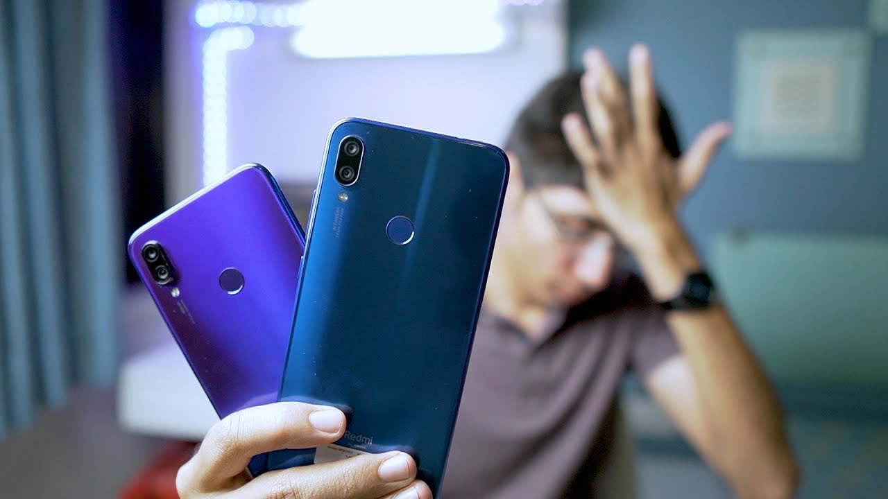 Redmi Note 7 Pro is WORSE Than Redmi Note 7? Detailed Camera Test(Google  Camera)