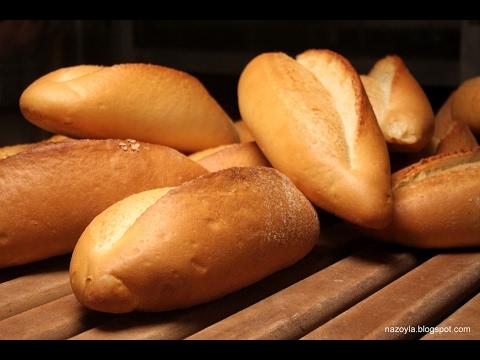 Ekmek nasıl yapılır? Kesinlikle izleyin...