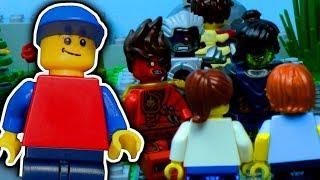 LEGO NINJAGO - ALTERNATIVE HEROES