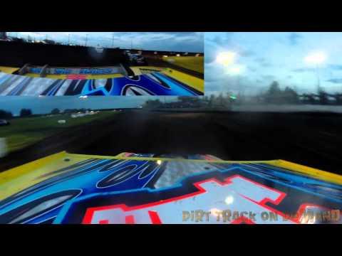 Clay Evans 06 06 14 Hancock County Speedway