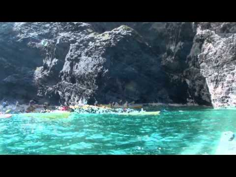 Adventure Kayaking SA Rapid Bay Tour Part 1