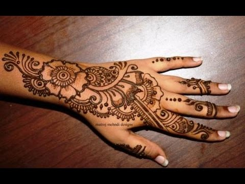 Beautiful Simple Mehndi Henna Designs For Hands 2016 Simple Henna