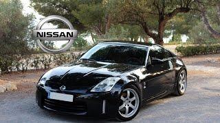 ARTYUR test drive # Nissan 350z 300cv