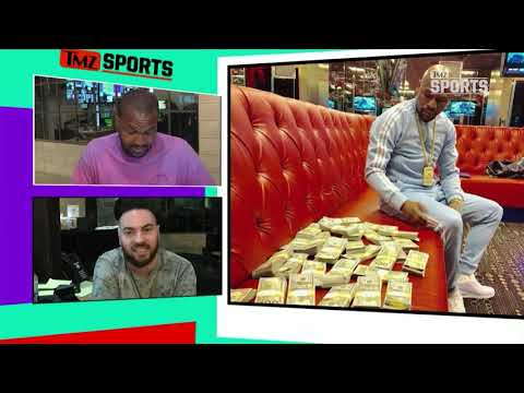 Floyd Mayweather Drops Off Forbes' List, Lionel Messi Takes Top Spot | TMZ Sports