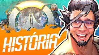 Overwatch - A HISTÓRIA COMPLETA || #DaoraGames