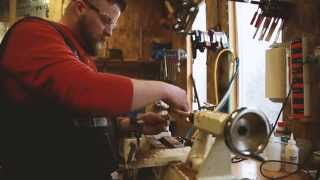 Turning Wooden Toys On A Lathe