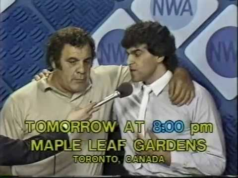 Angelo Mosca & Angelo Mosca Jr Interview [1984-04-28]