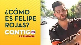 Conocidos de Felipe Rojas describen su personalidad - Contigo en La Mañana