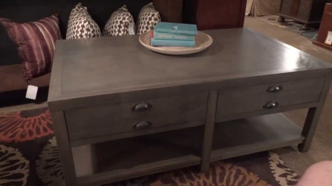 Stein World Furniture Bridgeport Table Collection 611 Review YouTube