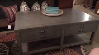 Stein World Furniture Bridgeport Table Collection 611 Review